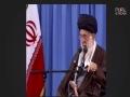 My Dears, The Truth is Yours   Imam Sayyid Ali Khamenei   Farsi sub English