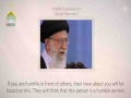 [06] Hadith Explanation by Imam Khamenei | Good Manners | Farsi sub English