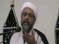 [05-Majlis] Muharram 1438Ah/2016 |  Maulana Asghar Hussain Shaheedi - English