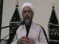 [09-Majlis] Muharram 1438Ah/2016 |  Maulana Asghar Hussain Shaheedi - English