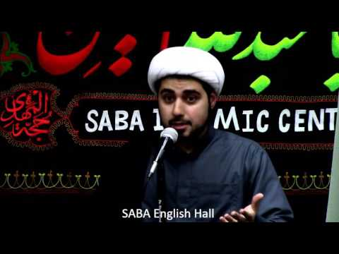 Shaykh Mahdi Rastani Saba Center Muharrum 1438 -10/28/16 - English