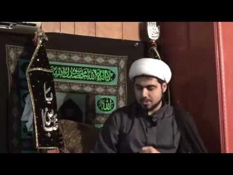 Sh. Mahdi Rastani 1st Muharram 1438/2016 - English
