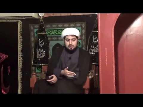 Sh. Mahdi Rastani 3rd Muharram 1438/2016 - English