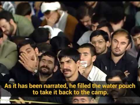 The martyrdom of the world\\\'s most faithful man Abbas (as) - Farsi sub English