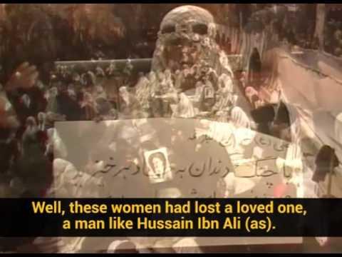 Eulogy on the afternoon of Ashura, narrated by Ayatollah Khamenei - Farsi sub English