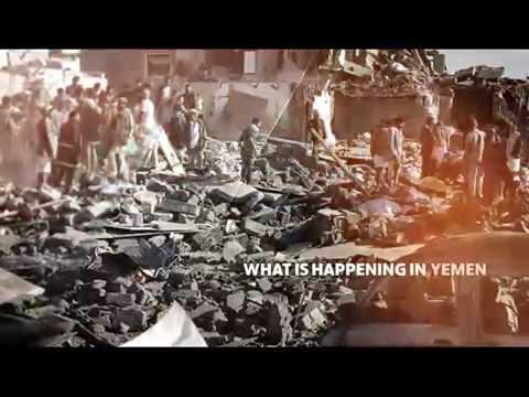 Ayatullah Khamenei: what is happening in Yemen is a Disaster - Farsi sub English