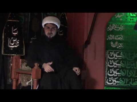 [10] Shaykh. Mahdi Rastani 10th majlis Muharram 1438/2016 IEC -San Antonio - English