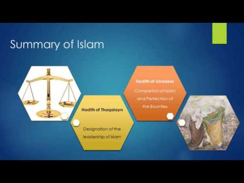 Eid ul-Ghadeer: Ghadeer: From Imam Ali (A) to Imam Mahdi (A) - English