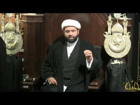 Martyrdom of Imam As-Sajjad (A): The Pleasure of Allah or People - English