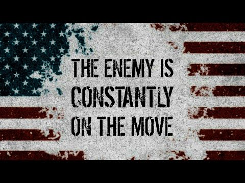 The Enemy is Constantly on the Move | Leader of the Muslim Ummah | Farsi sub English