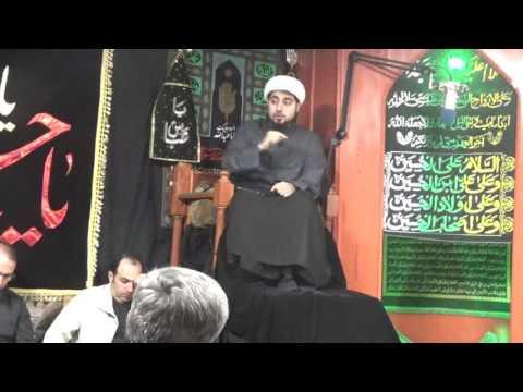 [8] Shaykh Mahdi Rastani majlis Muharram 1438/2016  IEC San Antonio - English
