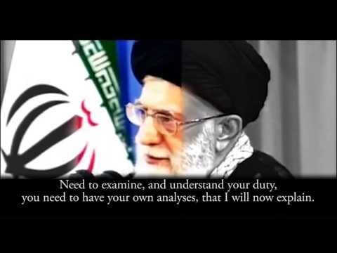 Ayatollah Khamenei: You should know what your duty is! - Farsi sub English