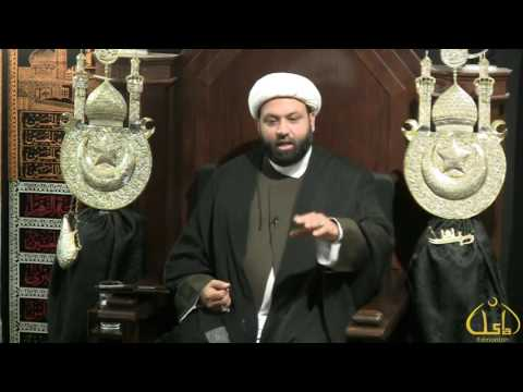 Wafaat of Prophet Muhammad (S): The Prophet of Quran - English