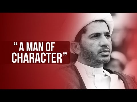 A Man of Character | Shaykh Isa Qasem | Arabic sub English