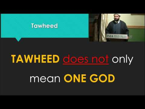 Tawassul Series: The Reality of Tawassul Part 8