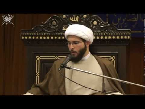 Reviving the Soul - Lecture 6 | Sheikh Hamza Sodagar - Shahr Ramadhan 1430 - English
