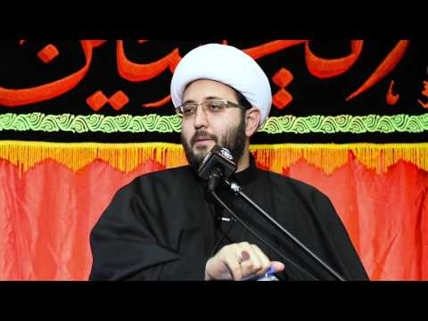 Where was Ali? | Shaykh Amin Rastani | Fatimiyya 1437 - Night 5 | English