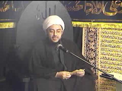 H.I Hayder Shirazi - Associates Of Imam Mahdi (A.S) - Majlis 12 - English