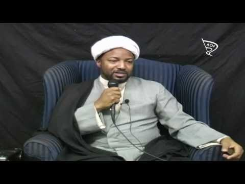 [2/2] Marriage In Islam - Sh. Jafar Muhibullah - English
