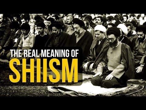 The REAL meaning of SHIISM?   Ayatollah Sayyid Ali Khamenei   Farsi sub English