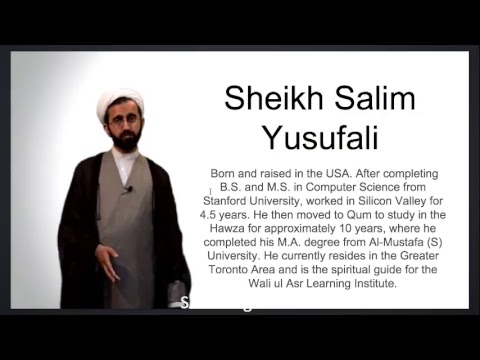 [Ramadan16 2017] Practical lessons from Surah Yaseen | Shaykh Salim Yusufali | Saba Center English (Speech start af