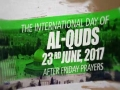 [Quds Day 2017] PATNA CITY, India Promo   Silence is not an option   English
