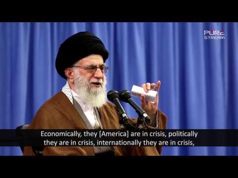 The Islamic Republic Stands Tall | Leader of the Islamic Revolution | Farsi sub English