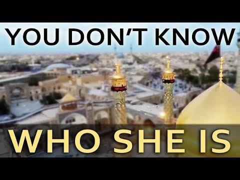The Lady of Qom   Sayyid Abbas Ayleya & Shaykh Hamza Sodagar   English