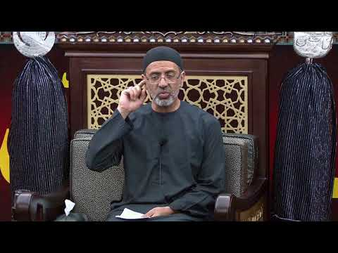 [3/11] Br. Khalil Jaffer - In Search of Orthodox Islam - 3rd Muharram 1439 - 2017 English