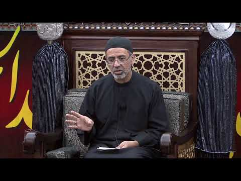 [4/11] Br. Khalil Jaffer - In Search of Orthodox Islam - 4th Muharram 1439 - 2017