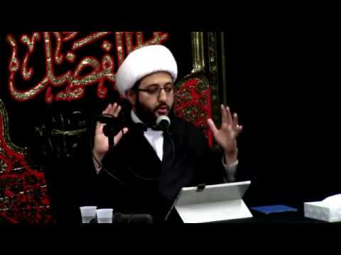 [Night 7] Shaykh  Amin Rastani - SABA Center Muharram 1439 - 2017 English