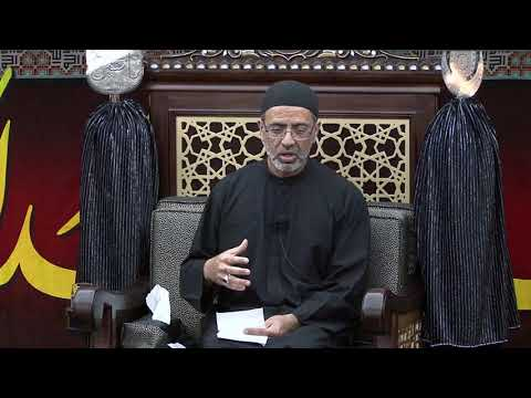 [09] In Search of Orthodox Islam - Br. Khalil Jaffer - 8th Muharram 1439 2017 English