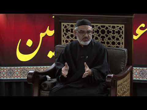 Topic: Our Actions in a Polarized Era H.I Syed Ali Murtaza Zaidi - 22nd Muharram 1439 English
