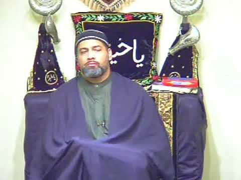 [6] Topic: The Rise And Decline Of Man- Maulana Asad Jafri (English)