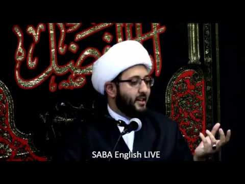 [ 03 Night] Shaykh Amin Rastani - SABA Center Muharram 2017 -  English