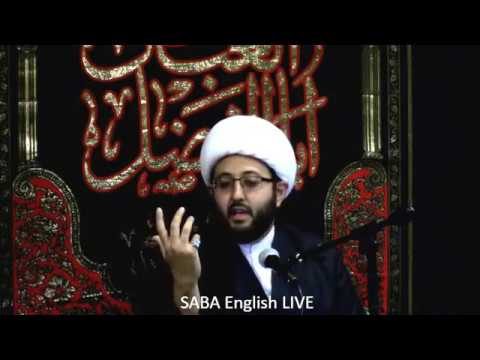 [Night 01] Shaykh Amin Rastani - SABA Center Muharram 2017 - English