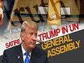 Satire | Trump in UN General Assembly | English