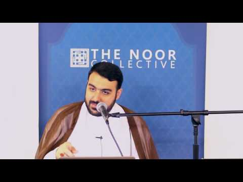 Shaykh Mahdi Mohammadpour | Maintaining Spiritual Momentum  2017 English