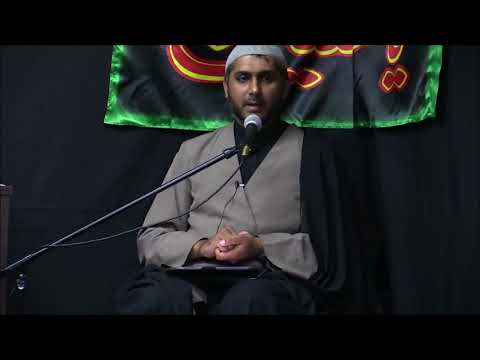 Putting Life Into Perspective - Sheikh Murtaza Bachoo | Night 5 | Muharram 2017 English
