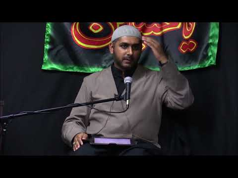 How to Overcome Peer Pressure - Sheikh Murtaza Bachoo | Night 8 | Muharram 2017 - English