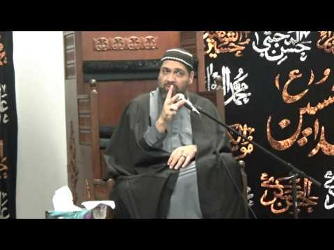 Maulana Syed Asad Jafri - Complete Submission to Allah - Majalis [3/5] - English