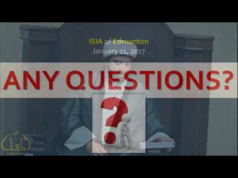 Importance of Questioning - English