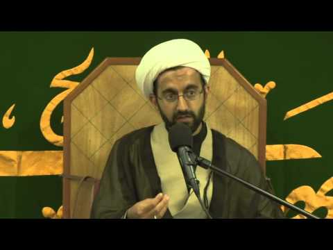 Sheikh Salim Yusufali  Me and the Quran Ramadan 2013 Night 2 - English