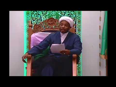 [2 Ramadan] Revisiting Core Principles of Islamic Lifestyle, By H.I. Usama Abdulghani IEC Huston 2018 English