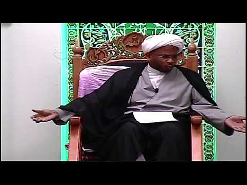 [3 Ramadan] Revisiting Core Principles of Islamic Lifestyle, By H.I. Usama Abdulghani 2018 IEC Houston English