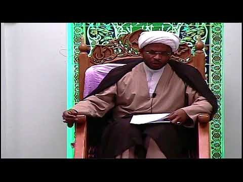 [4 Ramadan]Revisiting Core Principles of Islamic Lifestyle, By H.I. Usama Abdulghani IEC Houston 2018 English