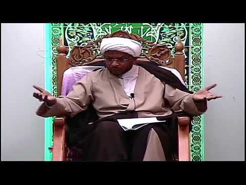 [7 Ramadan]  Revisiting Core Principles of Islamic Lifestyle, By H.I. Usama Abdulghani IEC Huston 2018 English