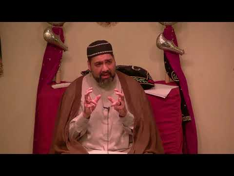 9th Ramadan 1439AH - Bridging Today\'s Generation Gap - Maulana Asad Jafri 2018 English