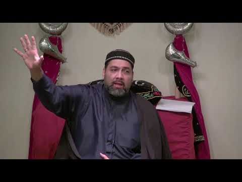 12th Ramadan 1439AH - Bridging Today\'s Generation Gap - Maulana Asad Jafri 2018 English