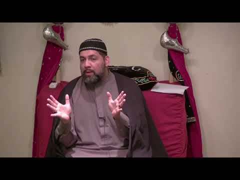 14th Ramadan 1439 AH - Bridging Today\'s Generation Gap - Maulana Asad Jafri 2018 English